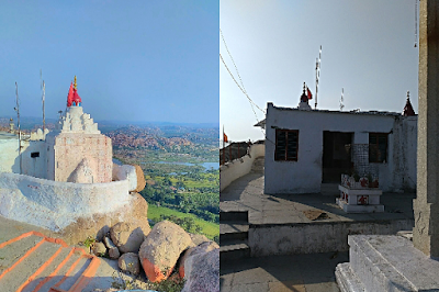 Anjanadri hill - hanuman birth place