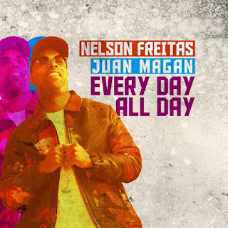 Nelson Freitas ft. Juan Magan - Every Day All Day (Dance Hall)