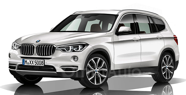 2018 BMW X3 Release Date
