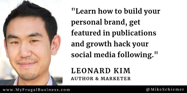leonard kim quotes