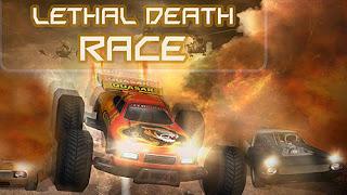 Lethal Death Race Mod Apk v1 Unlimited Ammo