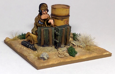 Offensive Miniatures DAK Bonus Radio Operator