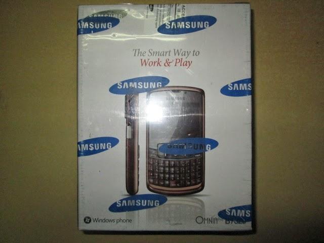hape jadul Samsung b7320 OmniaPro
