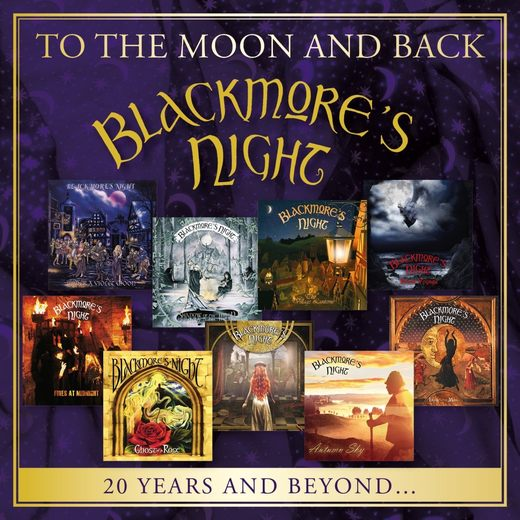 BLACKMORE's NIGHT - To The Moon & Back: 20 Years & Beyond [2CD] (2017) full
