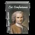 Las Confesiones Jean-Jacques Rousseau libro completo