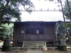 和田の里白旗神社