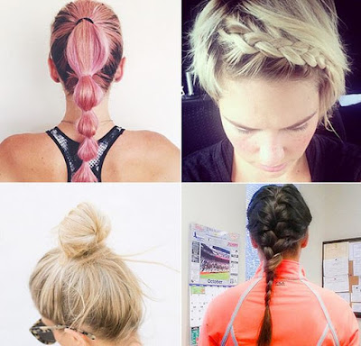 Sporty Hairstyles For Short Hair Picture 2