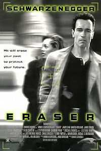 Eraser (1996) Dual Audio Full Free Movie Download 400mb BDRip