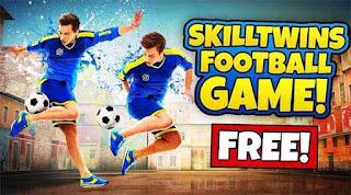 لعبة كرة القدم SkillTwins Football Game 2  نقود لاتنتهي للاندرويد (بدونobb)