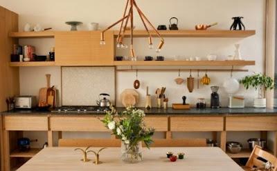 dapur minimalis sederhana tapi unik