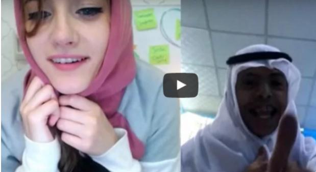 فيديو.. ابو سن يرجع لكريستينا ويتحدى شرطة الرياض بعد إطلاق سراحه طالبا منها شىء غريب جدا