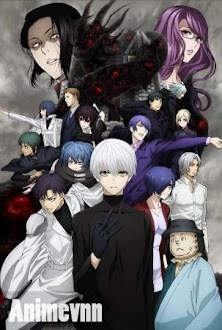 Tokyo Ghoul:re 2nd Season -  2018 Poster