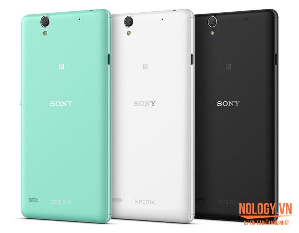 Điện thoại Sony Xperia C4 2 Sim chính hãng