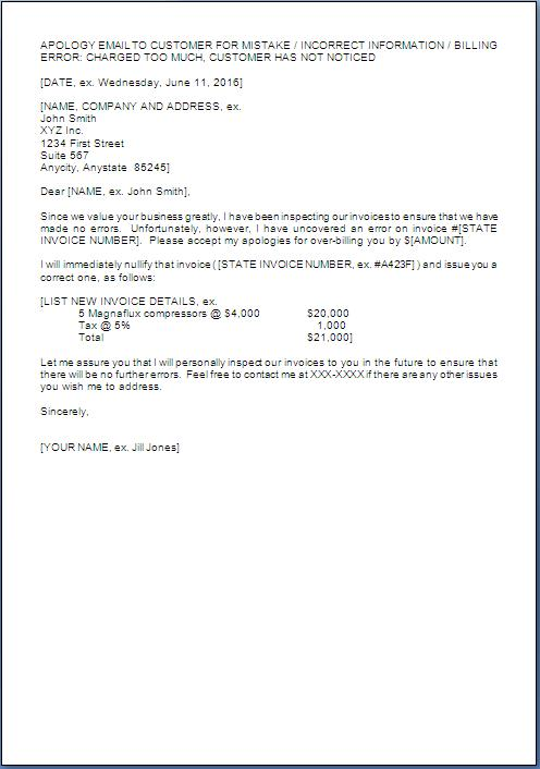 How To Write A Resume For Mba Admissions Applications Apology Letter To Customer For Wrong Billing