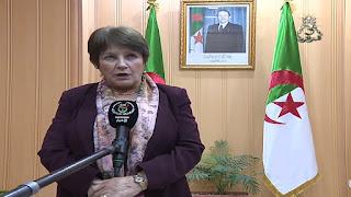وزيرة التربية ضيفة حصة حوار الساعة على الجزائرية الثالثة  اليوم الساعة 21:00