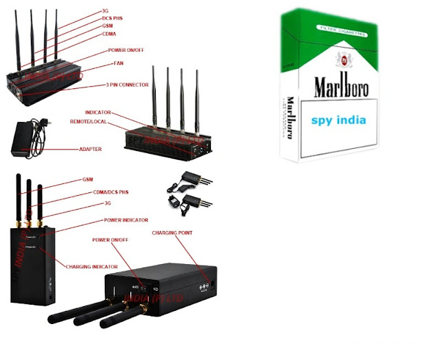 Mobile Phone Jammers: How Many Types Of Mobile Jammer