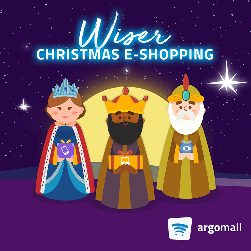 Argomall Wiser Christmas e-Shopping