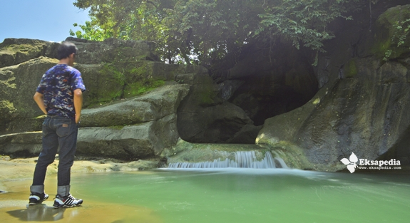 Eksapedia : Air Terjun Kedung Goro Boyolali