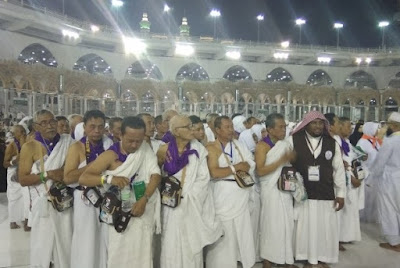 Tahun Ini Jumlah Jamaah Haji Terbesar dalam Sejarah