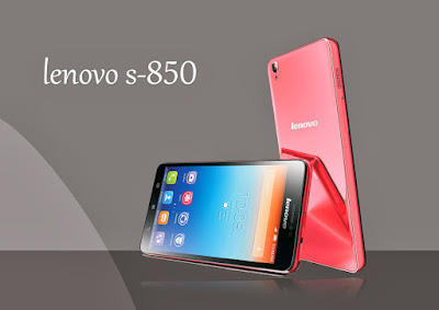 Lenovo S850 Specifications - LAUNCH Announced 2014, February DISPLAY Type Capacitive touchscreen, 16M colors Size 5.0 inches (~68.8% screen-to-body ratio) Resolution 720 x 1280 pixels (~294 ppi pixel density) Multitouch Yes, up to 5 fingers BODY Dimensions 141 x 71 x 8.2 mm (5.55 x 2.80 x 0.32 in) Weight 140 g (4.94 oz) SIM Dual SIM (Micro-SIM) PLATFORM OS Android OS, v4.2 (Jelly Bean) CPU Quad-core 1.3 GHz Cortex-A7 Chipset Mediatek MT6582 GPU Mali-400MP2 MEMORY Card slot No Internal 16 GB, 1 GB RAM CAMERA Primary 13 MP, autofocus, LED flash Secondary 5 MP Features Geo-tagging, touch focus, face detection, HDR Video 1080p@30fps NETWORK Technology GSM / HSPA 2G bands GSM 900 / 1800 / 1900    GSM 850 / 1800 / 1900 3G bands HSDPA 900 / 2100    HSDPA 850 / 1900 Speed HSPA 21.1/5.76 Mbps GPRS Yes EDGE Yes COMMS WLAN Wi-Fi 802.11 b/g/n, hotspot GPS Yes, with A-GPS USB microUSB v2.0 Radio FM radio Bluetooth v3.0, A2DP FEATURES Sensors Accelerometer, proximity Messaging SMS(threaded view), MMS, Email, Push Mail, IM Browser HTML Java No SOUND Alert types Vibration; MP3, WAV ringtones Loudspeaker Yes 3.5mm jack Yes  - Active noise cancellation with dedicated mic BATTERY  Non-removable Li-Po 2000 mAh battery Stand-by Up to 336 h Talk time Up to 13 h Music play  MISC Colors Pink, White  - MP4/WMV/H.264 player - MP3/WAV/WMA/eAAC+ player - Photo/video editor - Document viewer - Voice memo/dial