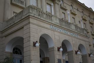 argentino hotel piriapolis uruguai