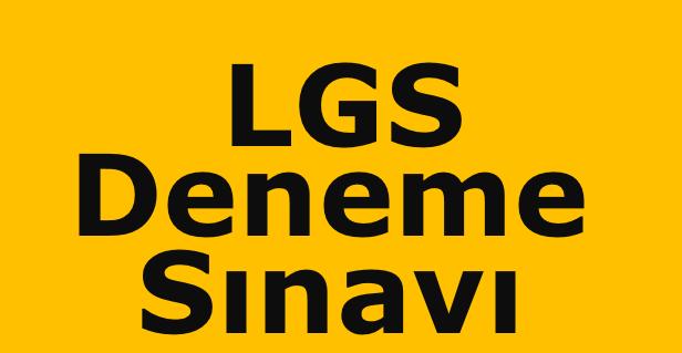 10 LGS Deneme Sınavı İndir