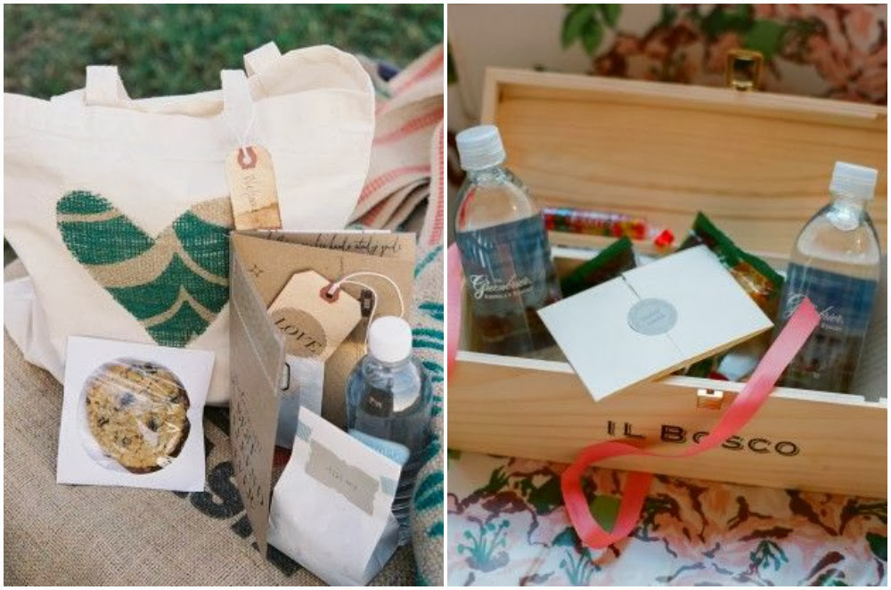 Gifts For Out Of Town Wedding Guests: Practical Wedding Advice From Top San Francisco Wedding