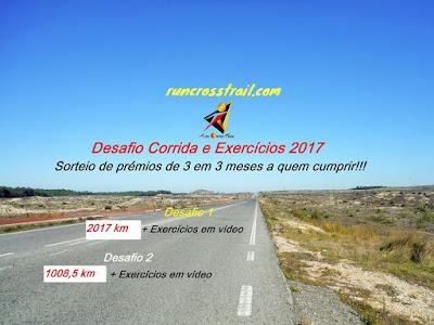 Desafio Desportivo - Runcrosstrail Sport Challenge