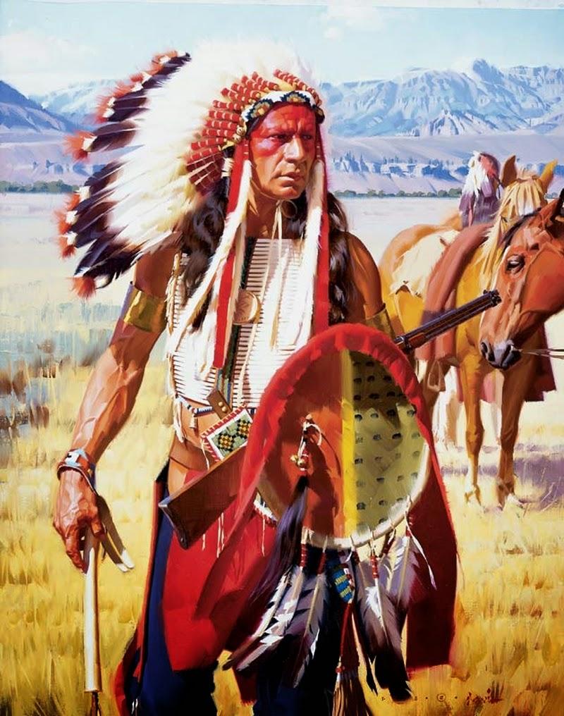 американские индейцы стан фото показателям