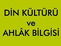 6.Sınıf Dörtel Yayınları Din Kültürü Ders Kitabı Cevapları