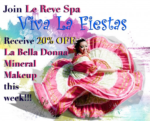 fiestas santa barbara california - le reve spa