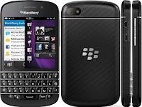 Berikut Harga BlackBerry Q10 di Tanah Air, Cuma Rp 7,5 juta