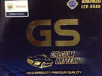 GS Calcium Battery