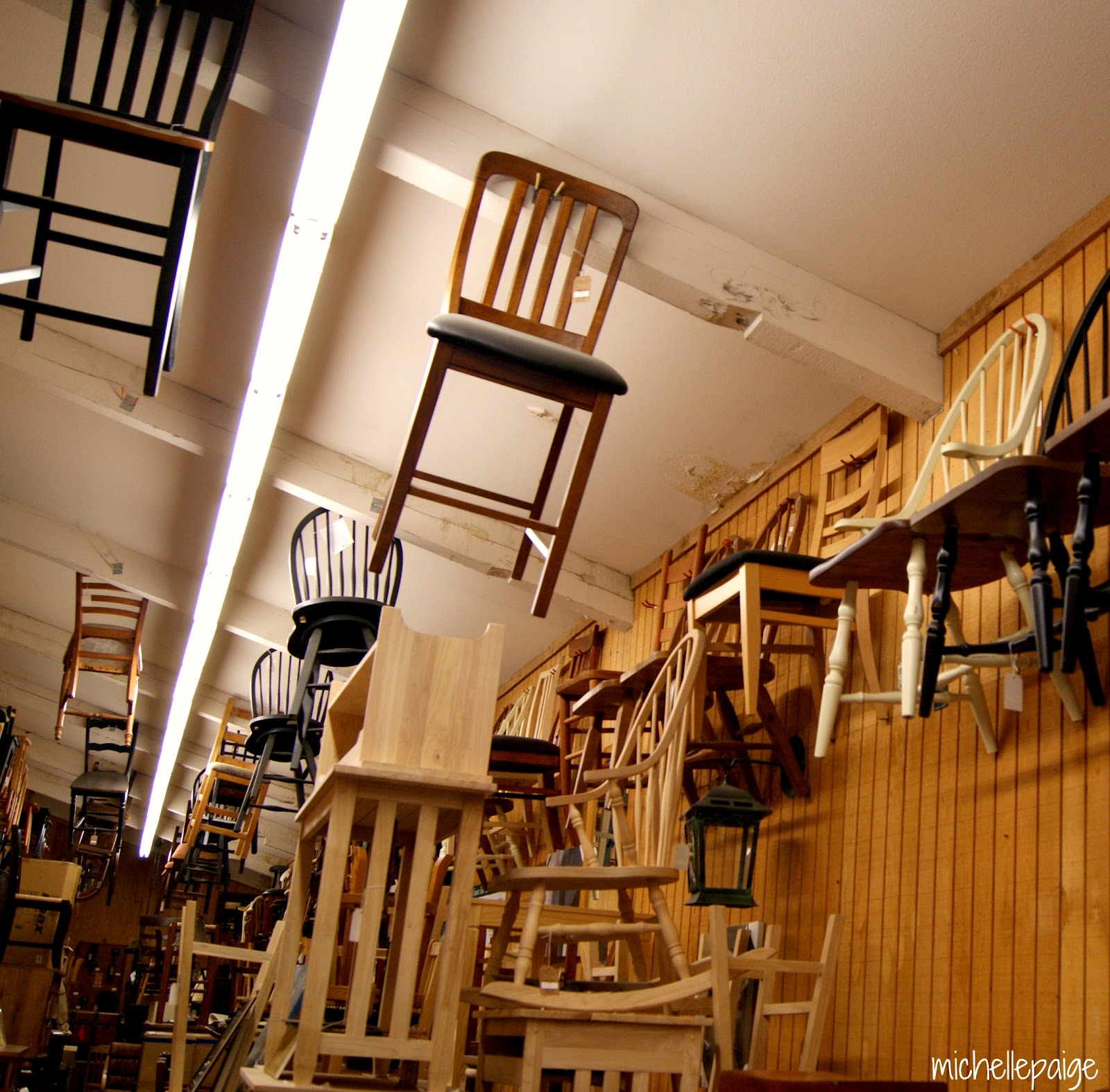 hanging chair from ceiling high for 1 year old michelle paige blogs shopping trip in mt vernon wa