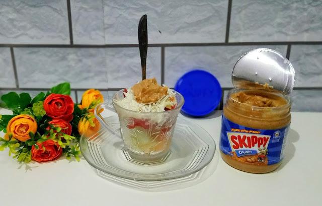 Resep Buka Puasa SKIPPY Salad Buah Pelangi