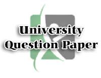 University Question Paper 2019