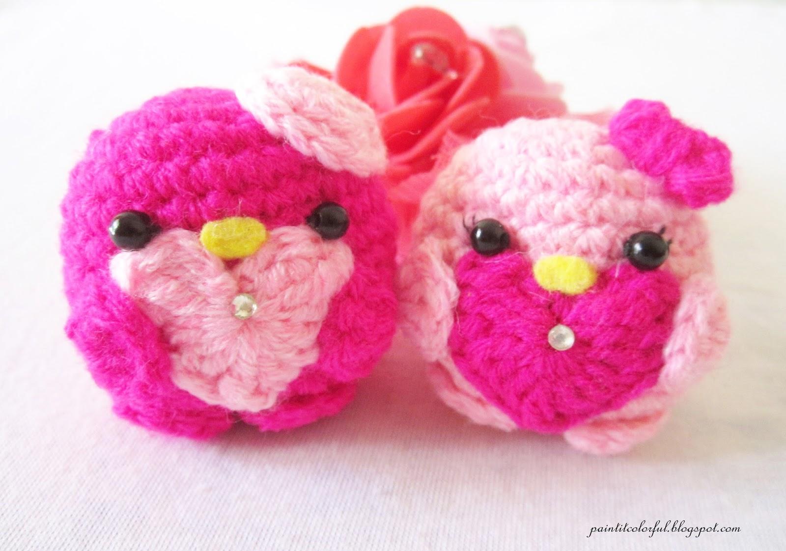 Crochet Bird Patterns Easy DIY Video   The WHOot   1122x1600
