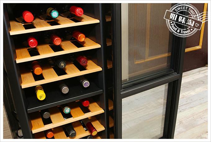 雙核心雙溫酒櫃 獨家小空間酒櫃 專業品酒師推薦 紅白酒沒冰怎麼放