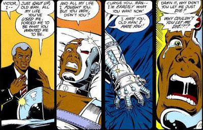 Asal-Usul Cyborg dalam Komik DC