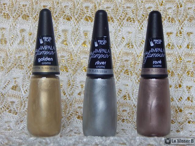 coleção glamour impala