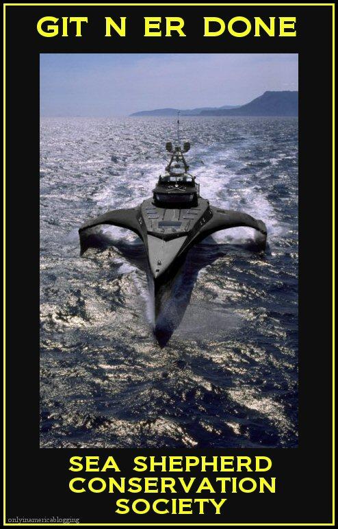 Don't Fuck With Teddy: EnviroLeaks: Sea Shepherd, Gitn Her ...