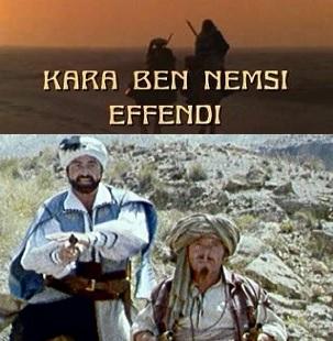 A Kara Ben Nemsi Effendi sorozat