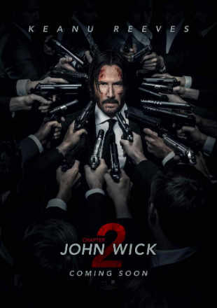 John Wick Chapter 2 2017 Full Movie HDTS 480p English 400Mb