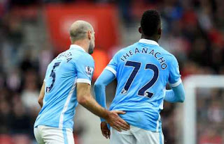 Manchester City Terkapar di Markas Southampton