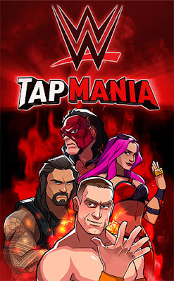 WWE Tap Mania Mod APK v0.2.6 Full Hack (Unlimited All) Terbaru 2017 Gratis