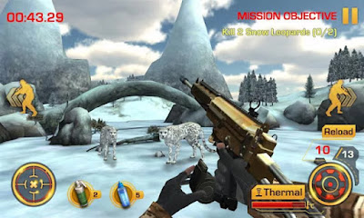 Game Wild Hunter 3D v1.0.4 MOD APK