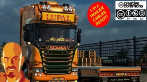 Recovered Scania Lupal [1.31]