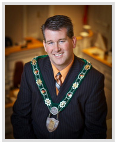 Mayor Ric Magee City of Kawartha Lakes  from Welcome to Kawartha Lakes
