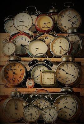 Horloges vintages rétro_horloge vintage_vieux réveil