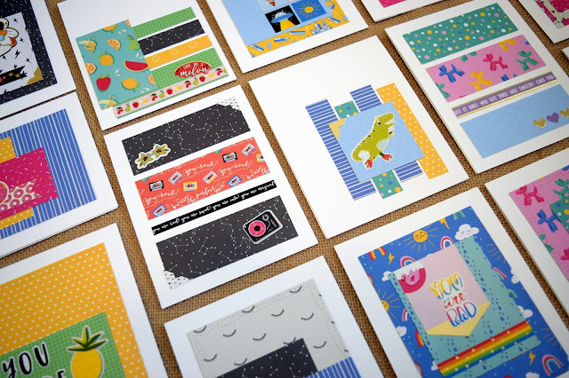 25+ Cards with Recollections Cheeky Modern Pop by Jess Crafts